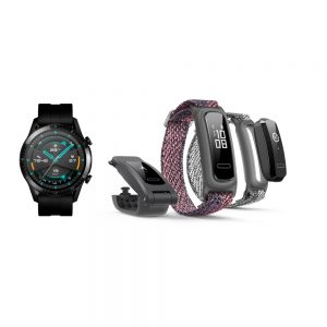 Relojes y Trackers